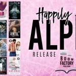 Aurora Rose Reynolds' Happily Ever Alpha World Release Blitz