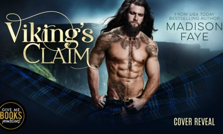 Viking's Claim by Madison Faye Cover Reveal