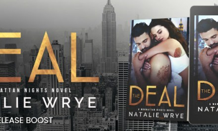 The Deal by Natalie Wrye Release Boost