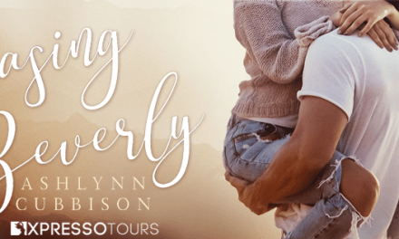 Chasing Beverly by Ashlynn Cubbison Cover Reveal