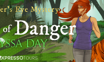 Eye of Danger by Alyssa Day Cover Reveal