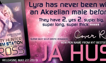 Booty Hunter by J.A. Huss & K.C. Cross Cover Reveal
