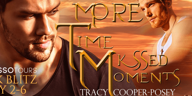 More Time Kissed Moments by Tracy Cooper-Posey Release Blitz