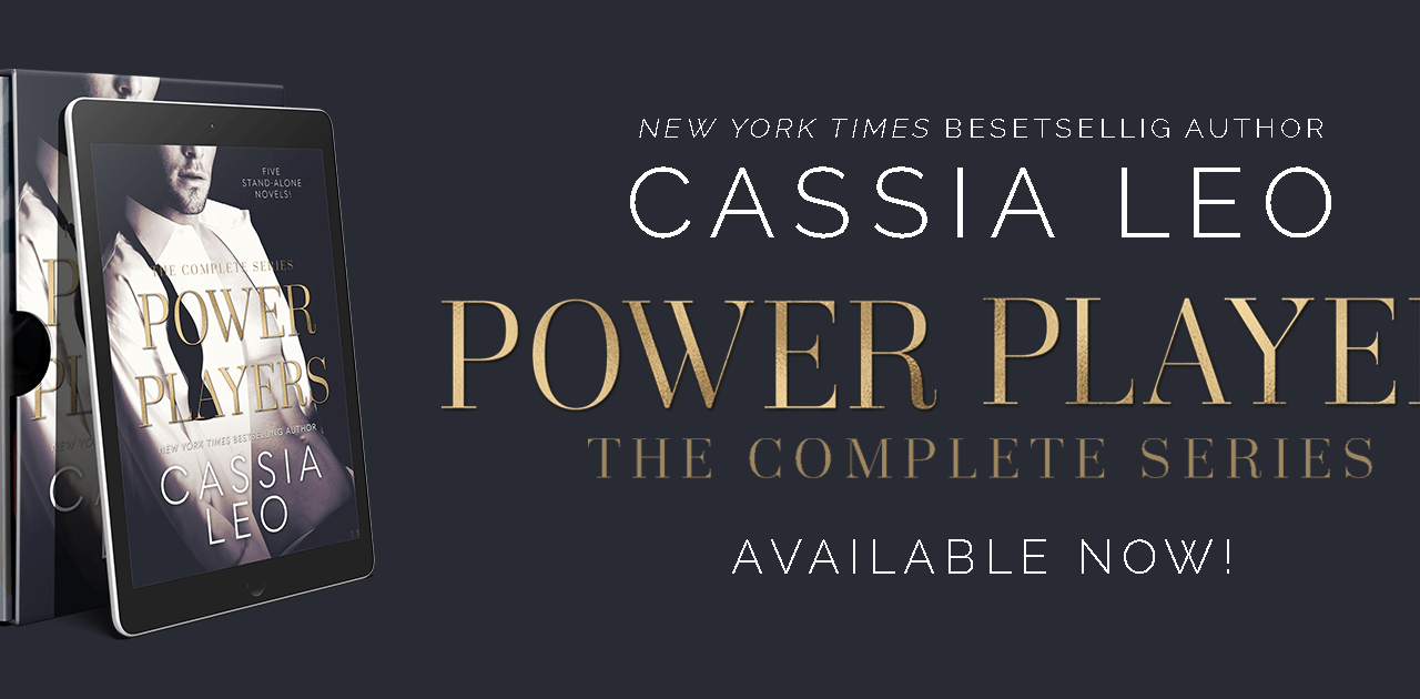 Power Players Boxset by Cassia Leo Release Blitz