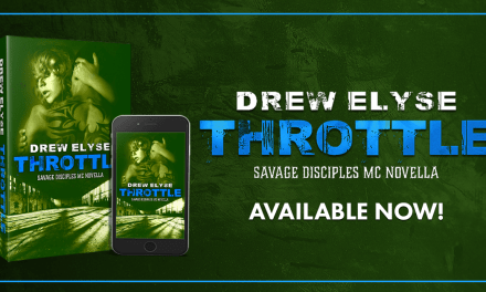 Throttle by Drew Elyse Blog Tour