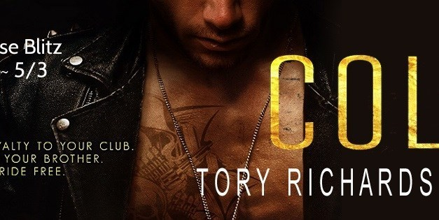 Cole by Tory Richards Release Blitz