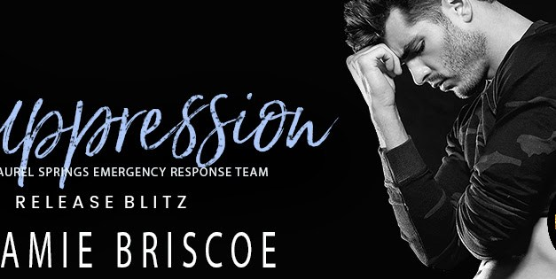Suppression by Laramie Briscoe Release Blitz