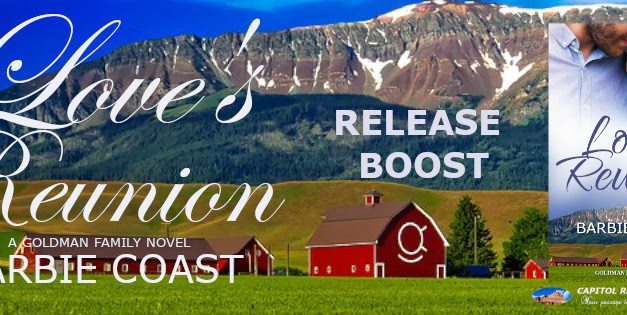 Love's Reunion by Barbie Coast Release Boost
