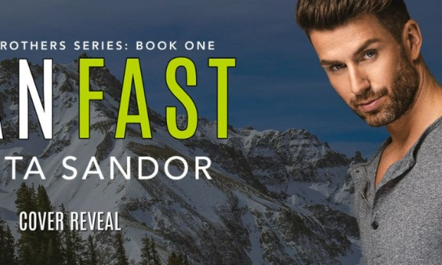 Man Fast by Krista Sandor Cover Reveal