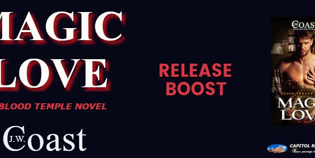 Magic Love by J.W. Coast Release Boost