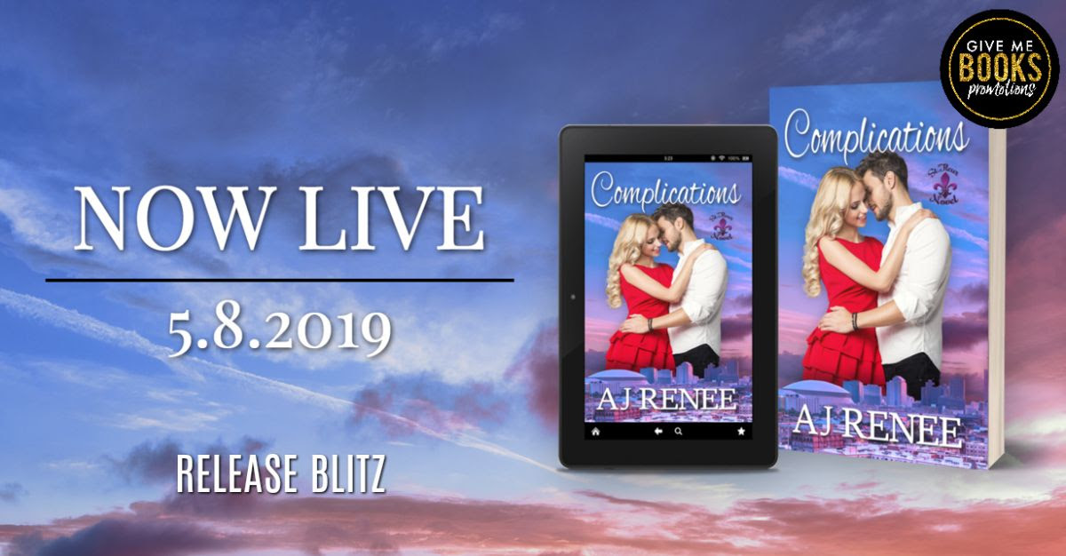 Complications by A.J. Renee Release Blitz