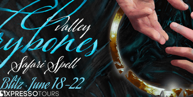 Dry Bones: The Valley by Safari Spell Release Blitz