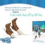 It's A Ghost's Life by Erin McCarthy Release Day Blitz