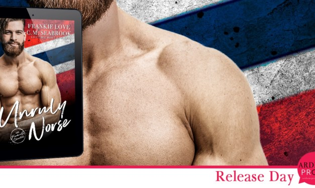 Unruly Norse by Frankie Love and C.M. Seabrook Release Blitz