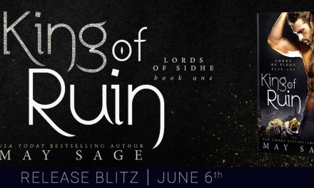 King of Ruin by May Sage Blog Tour