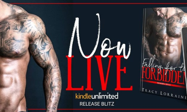 Falling for the Forbidden by Tracy Lorraine Release Blitz