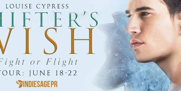 Shifter's Wish by Louise Cypress Blog Tour