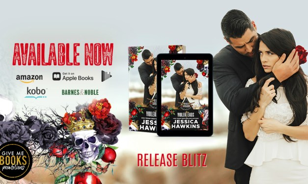 Violent Ends by Jessica Hawkins Release Blitz