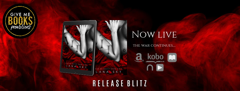 VII (Seven) by Lana Sky Release Blitz