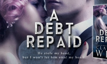 A Debt Repaid by Clarissa Wild Cover Reveal