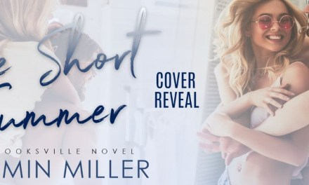 One Short Summer by Jasmin Miller Cover Reveal