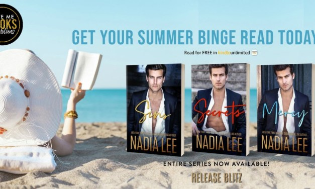 Mercy by Nadia Lee Release Blitz