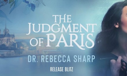 The Judgment of Paris by Dr. Rebecca Sharp Release Blitz