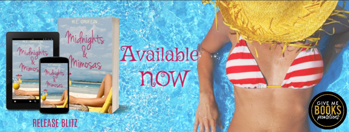 Midnights & Mimosas by R.L. Griffin Release Blitz