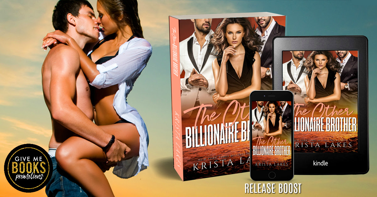 The Other Billionaire Brother by Krista Lakes Release Boost