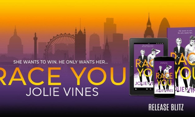 Race You by Jolie Vines Release Blitz