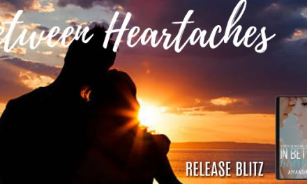 In Between Heartaches by Amanda Cuff Release Blitz
