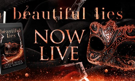Beautiful Lies by Stasia Black & Alta Hensley Release Blitz