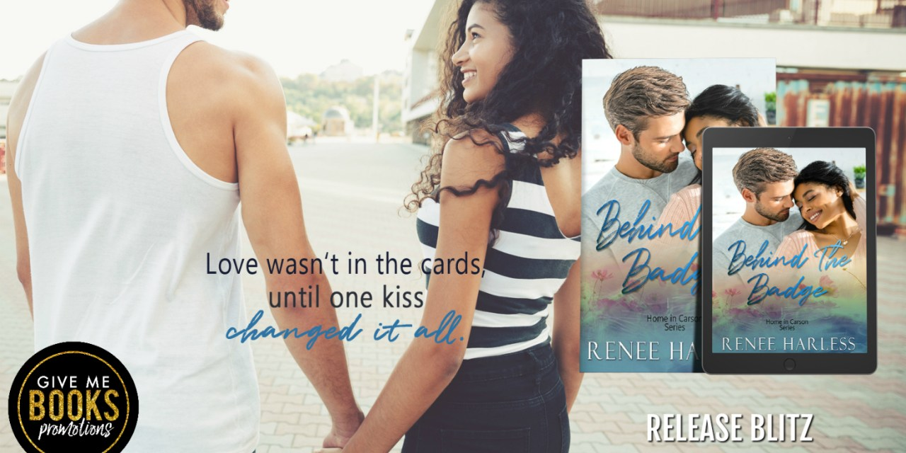 Behind the Badge by renee Harless Release Blitz