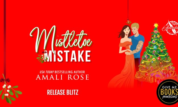 Mistletoe Mistake by Amali Rose Release Blitz