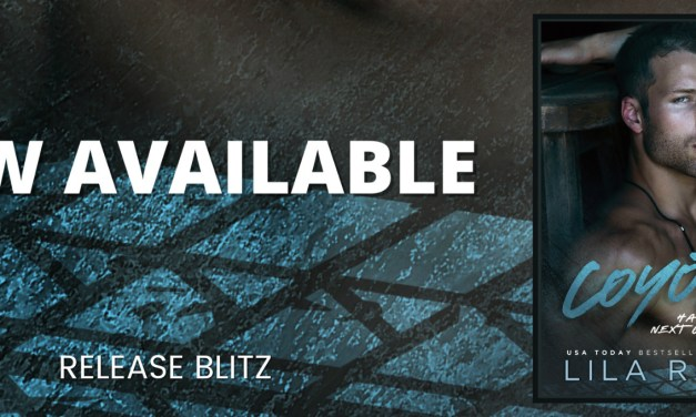 Coyote by Lila Rose Release Blitz