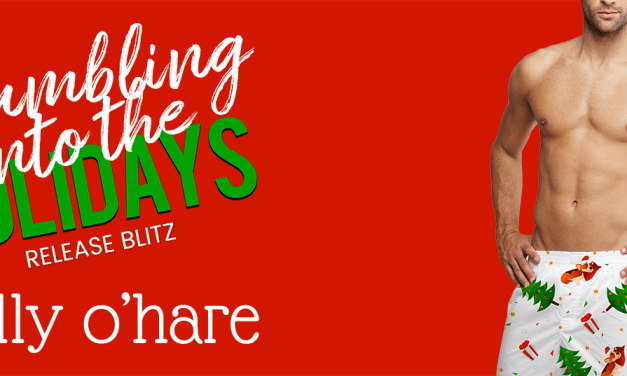 Stumbling Into the Holidays by Molly O'Hare Release Blitz