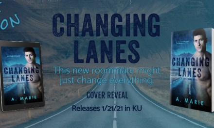 Changing Lanes by A. Marie Cover Reveal
