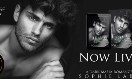 Heavy Crown by Sophie Lark Release Blitz