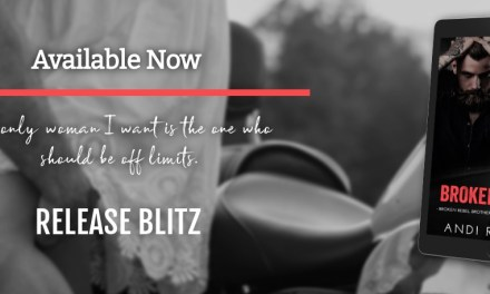 Broken Wings by Andi Rhodes Release Blitz