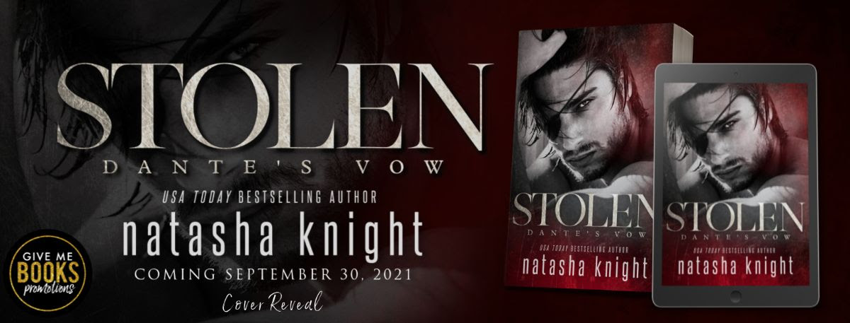 Stolen by Natasha Knight Cover Reveal