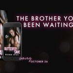 Butterfly Save by Mignon Mykel Cover Reveal