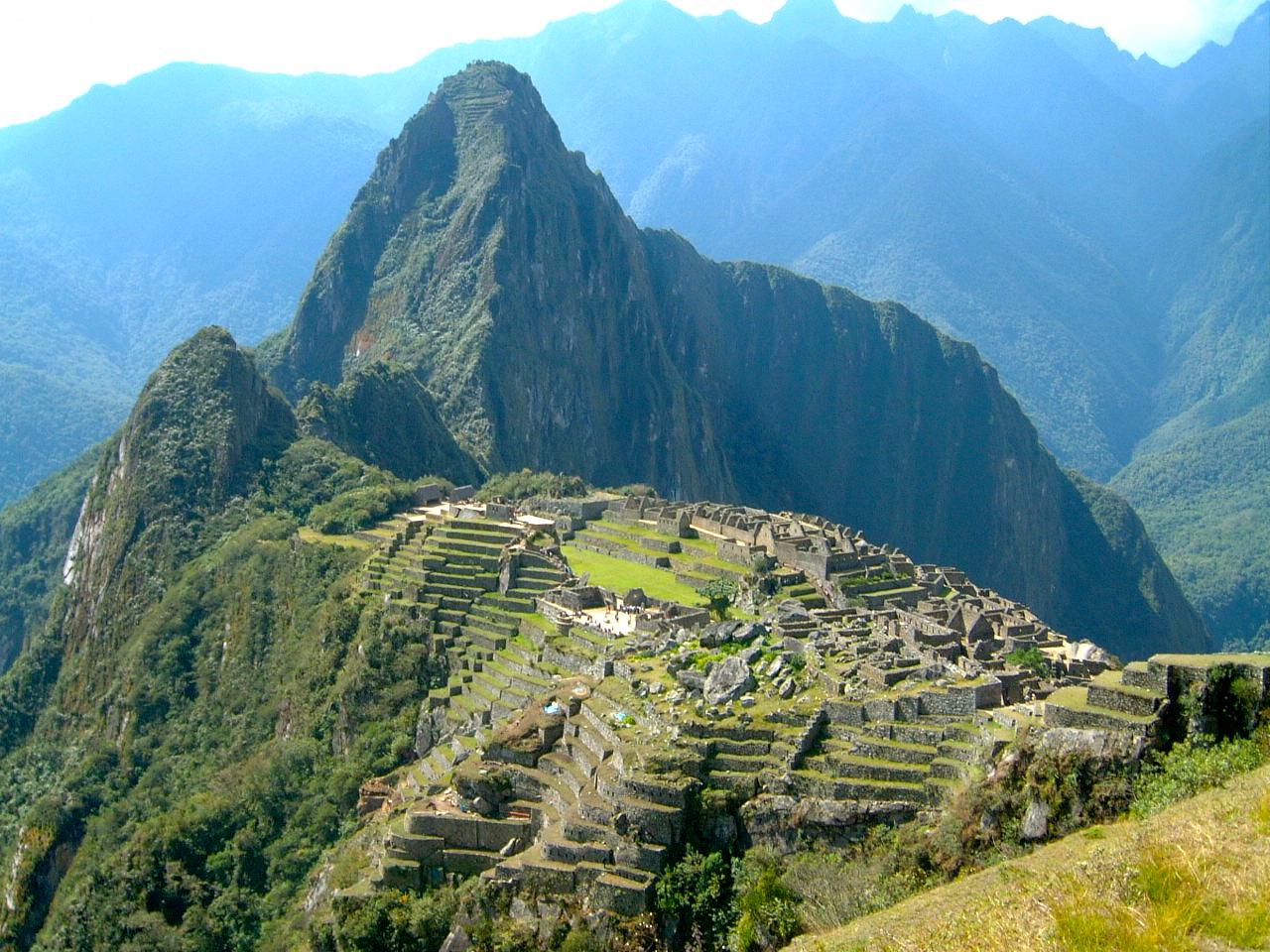 Thursday S Special Traces Of An Inca Empire