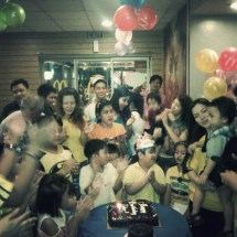 B-day Iver 09