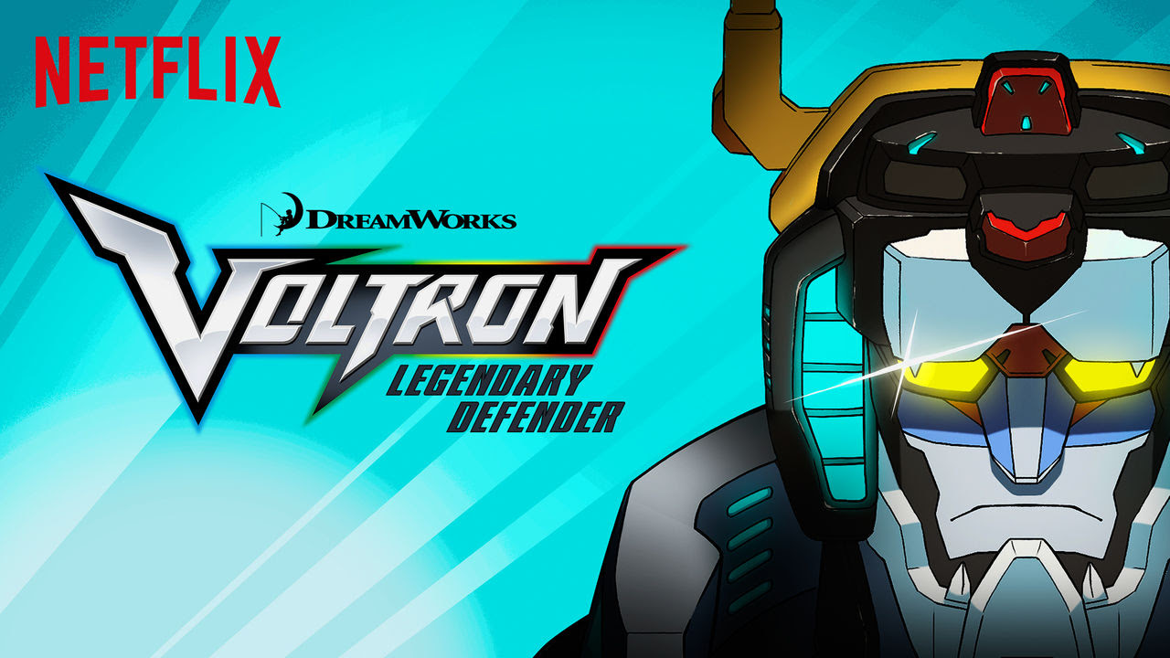 Image result for voltron netflix