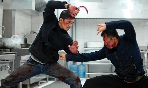 The Raid 2 Ö essentially a bigger, more expensive remake.