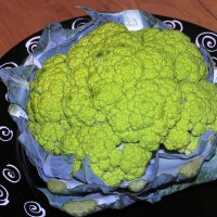 Roasted Broccoflower