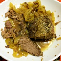 Banana Pepper Pot Roast