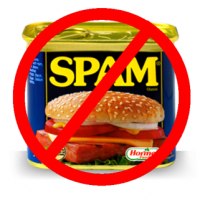 I AM NOT SPAM