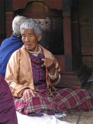 Monastery, Paro, Bhutan