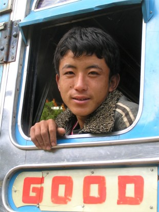 Phobjika valley, Bhutan